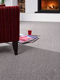 Book Of Stripe Grey  Wool WOW Wool Owners Warranty - Grey carpet bedroom