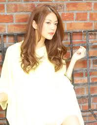 大人女子を美しくツヤパーマロングke 400 ヘアカタログ髪型