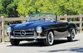 Also be sure to view results in. 1957 Mercedes Benz 190sl Roadster Sports Car Market