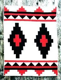 Southwest Quilt Patterns Beauteous Superb Southwest Quilt Patterns Wealthmakers