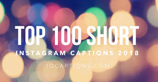 Quotes For Instagram Posts Cool Over 48 Short Instagram Captions For 48 Pictures