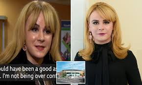 Transgender woman Ava Moore Newry Northern Ireland gets £9,000 settlement  from Debenhams   Daily Mail Online