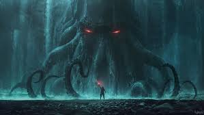I need a freaking drink: Top Ten H P Lovecraft Monsters Who Aren T Cthulhu