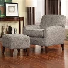 accent chair with ottoman. Smith Brothers Accent Chairs And Ottomans SB Contemporary Chair Ottoman With E