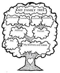Fancy Family Tree Template Saviyo Me