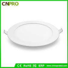 Round Ceiling Light Hot Item Led Panel Downlights 18 W Ultra Slim Round Ceiling Lights