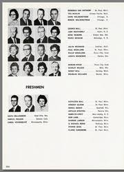 Bethel University - Spire Yearbook (St Paul, MN), Class of 1963, Page 208  of 241