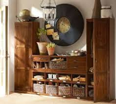 entryway systems furniture. storage cabinets entryway tables benches systems furniture pottery barn