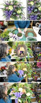 86 best Spring Wreaths for Door images on Pinterest | Child ...
