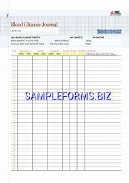 Excel Blood Sugar Log 12 Lovely Blood Sugar Log Excel Davidklinghoffer Com