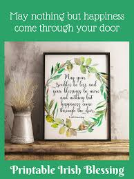i love this irish blessing wall art may your troubles be less and your blessings on irish blessing wall art with i love this irish blessing wall art may your troubles be less and