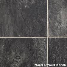 Lino Kitchen Flooring Stone Effect Flooring Ebay