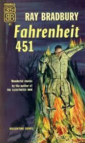 fahrenheit 451 ray bradbury favourite book ever