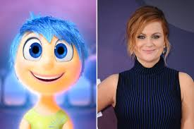 Amy Poehler Birth Plan Meet The Emotions Of Pixars Inside Out Time