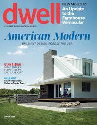 Design Magazine Usa American Modern Brilliant Design Across The Usa Dwell
