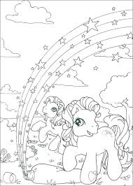 Free Printable Unicorn Rainbow Coloring Pages Free Printable Unicorn