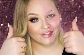 this woman s dramatic make up transformation will you away irish mirror