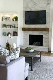 mounting tv on brick fireplace full size of brick fireplace remodel ideas on brick beautiful remodels mounting tv on brick fireplace