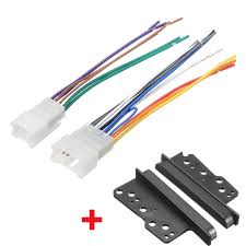 din wire harness everything about wiring diagram • car stereo cd player radio 2 din dash frame trim w wire wiring rh aliexpress com aircraft wire harness kenwood double din wire harness
