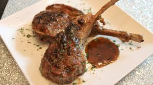 Lamb Chops With Madeira Wine Sauce Wwwchefloriouscom