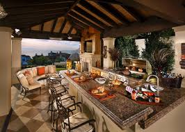 back to the amazing of rustic outdoor kitchen ideas