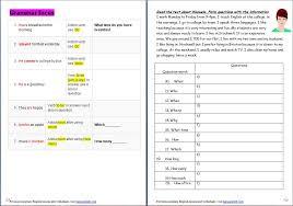 QUESTION FORMS - Papa-English ~ English made easy | Papa-English ...