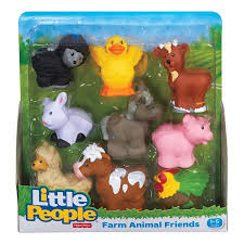 farm animals toys walmart. Simple Farm Fisher Price Little People Farm Animals Toys Assorted Plastic With Walmart H