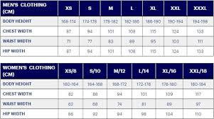 Asics Size Chart Asics Training 5 Inch Womens Shorts