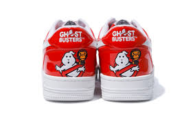 Footlocker K-Swiss and BAPE join the Ghostbusters 35th Anniversary Party with cool shoes - dlmag