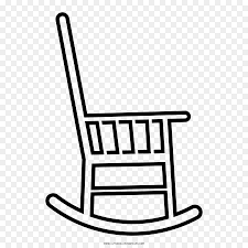rocking chair drawing. Plain Drawing Rocking Chairs Drawing Coloring Book  Chair With Chair K
