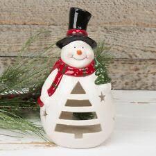 <b>Снеговик</b> керамические <b>подсвечники</b> и аксессуары с настольным ...
