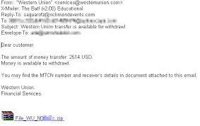 Union » Tiogrunilat Spoof gq Western Email Programvara