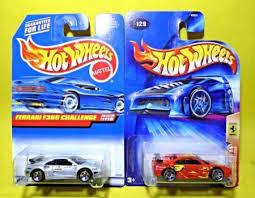 See ferrari f355 spider or ferrari f355. Ferrari F355 Challenge Hot Wheels 1999 2004 Collector Series Diecast Cars Metro Manila Philippines Charliebrown