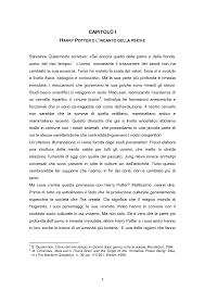 Forse Ha Mutato La Scala Dei Valori Tesionline