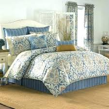 blue bedding set brown and white bedding sets blue and white bedspread brown comforter set cobalt