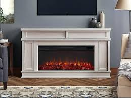 media console electric fireplace real flame tv stand electric fireplace infrared grand