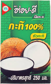 aroy d кокосовое молоко 70 жирность 17 19 250 мл