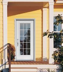 exterior back door with glass. contours glass panel steel entry door affordable and stylish exterior back with t