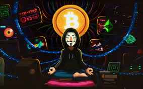 Meditation, Art, Anonymous, Hacker ...