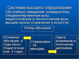 Высшее Образование В России Реферат tekstserviceyxo Болонский Процесс И Высшее Образование В России Реферат