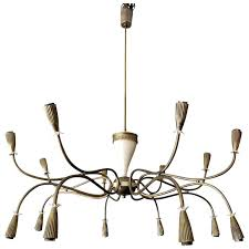 mid century chandelier an attributed to circa uk