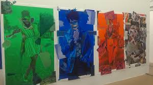 work in progress show 2017 school of fine art painting larry
