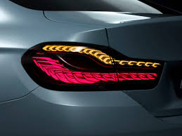 iconic lighting. BMW M4 Concept Iconic Lights Lighting