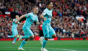 Image result for Man Utd 3 Newcastle 2