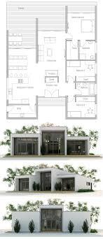 Industrial Home Design Plans Plan De Maison Maison Architecture Plandemaison