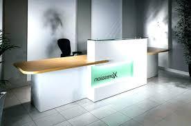 dental office front desk design. Office Reception Desk Designs Furniture Ideas .  Dental Front Design L