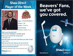 Shaw Player of the Week -November 17, 2016 | Blind River Beavers