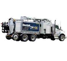 Hydro Excavator Truck Air Hydro Excavation Trucks Bortek Pwx