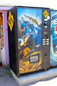 Fishing Vending Machine Magnificent Old Orchard Beach FishingBoating TrueOOB
