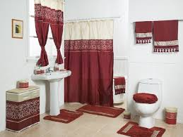 matching shower curtain and rug simple decoration bathroom sets with shower curtain and rugs and accessories